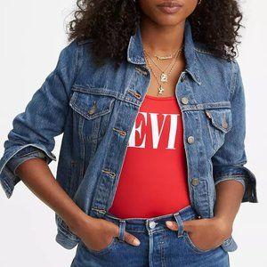 Levi's Trucker Jeans Jacket Vintage Fit EUC - S